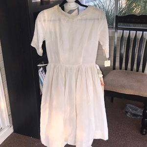 Deadstock vintage midi dress